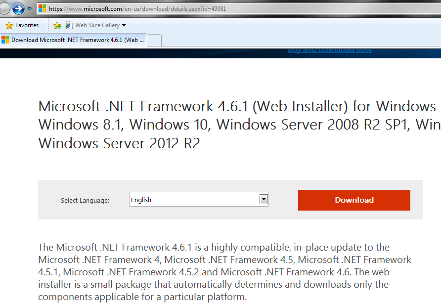 02 DotNet4-6-1 Download